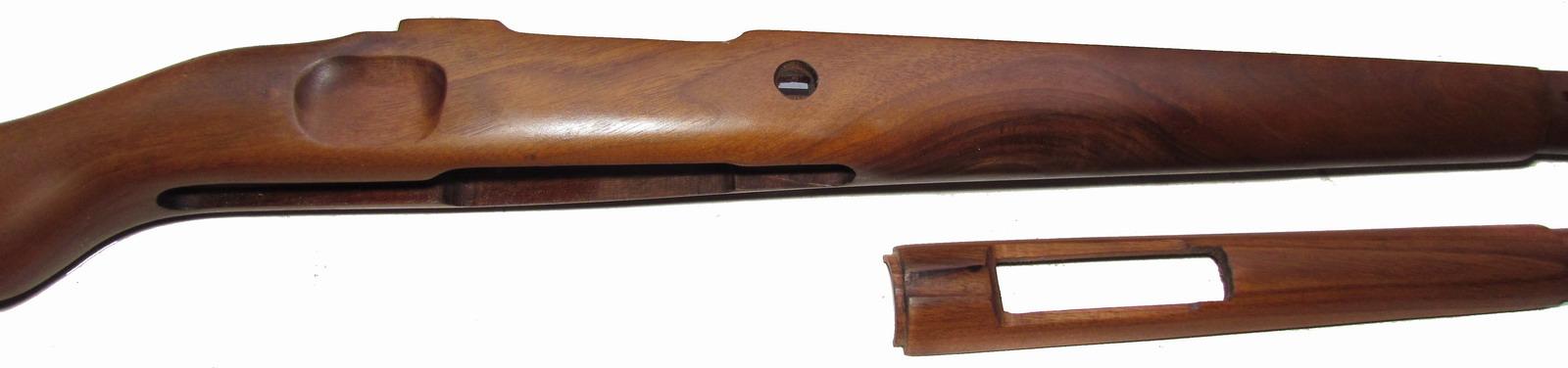 PPHU Fox - Wooden gun stocks